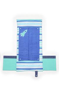 sac à langer nomade bleu (3)