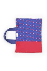 sac artiste feuille bleu (2)