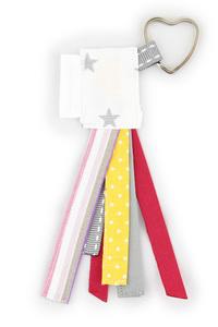 Porte-clefs étoiles (2)