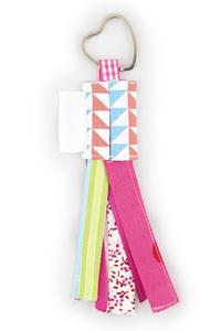 Porte-clefs origami (2)