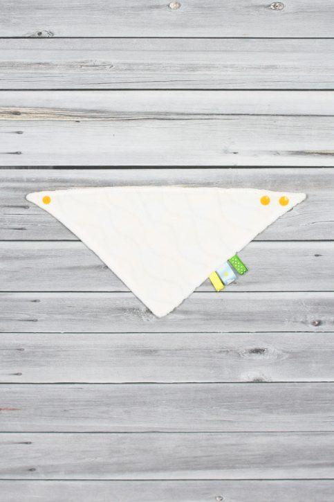 bavoir triangles (2)