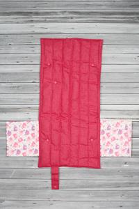 tapis à langer éléphant rose (4)