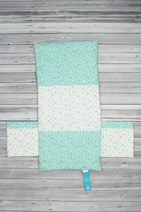 tapis à langer étoiles bleu (2)
