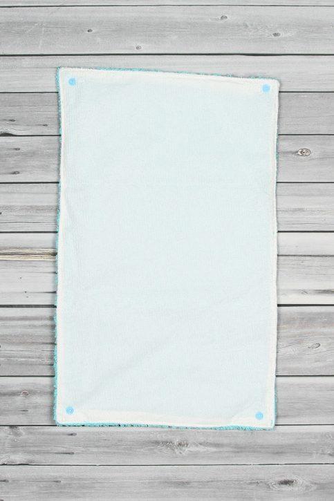 tapis à langer étoiles bleu (6)