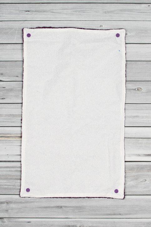 tapis à langer étoiles violet (5)