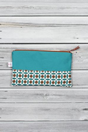 trousse simple bleu marron (1)